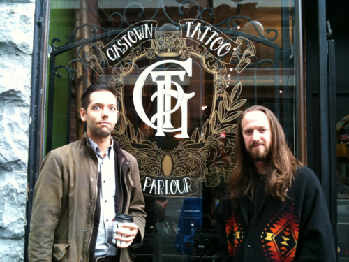 Gastown tattoo parlour vancouver your local tattoo shop for Gastown tattoo shops