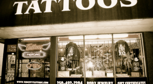 Penticton your local tattoo shop for Tattoo shops in eau claire
