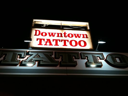 Downtown tattoo las vegas your local tattoo shop for Tattoo shops in beaverton