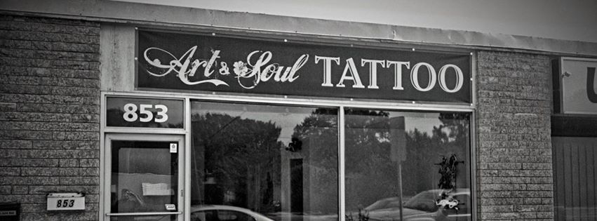 Art and soul tattoos los angeles california usa your for Tattoo shops los angeles